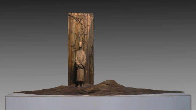 用手心温暖木雕,用匠心传承手艺