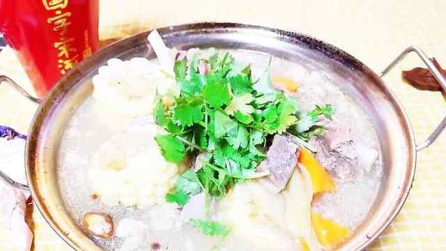 猛犸视频|营养美味的清炖羊排汤