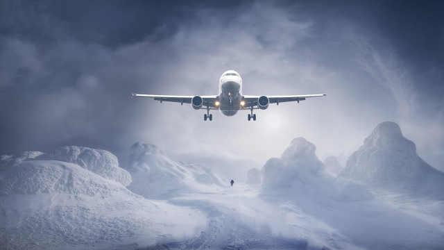 中国将在南极建首个永久机场