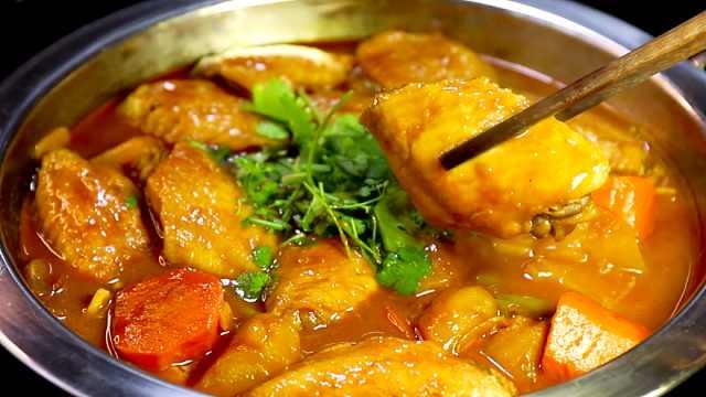自制经典人气美食:三汁焖锅