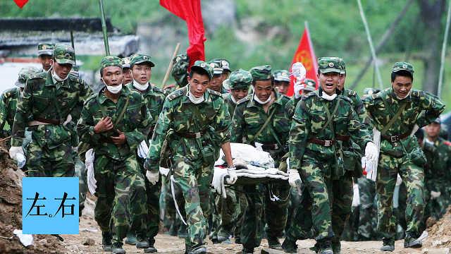 汶川大地震,他们救下1000多条人命
