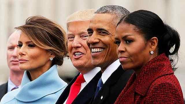 奥巴马夫人出书:永不会原谅特朗普