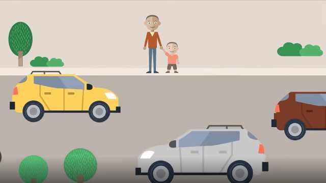 父母必学:如何教导孩子正确过马路