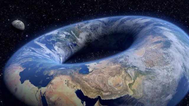 为什么星球是球,不是方块或圆柱?