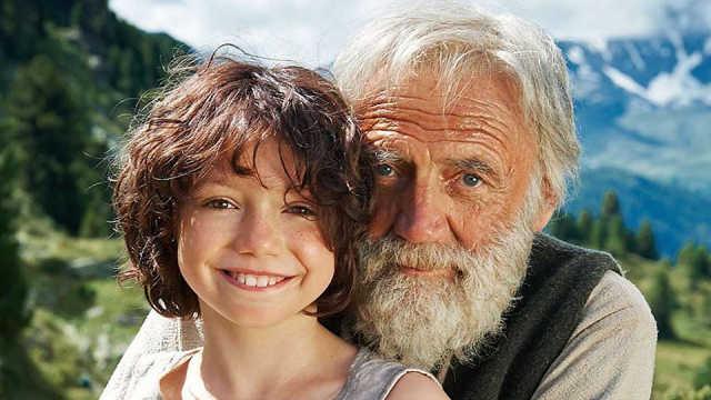 《海蒂和爷爷》,看完太温暖了!