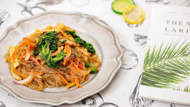 美味拌杂菜,杂烩也能吃得有滋有味