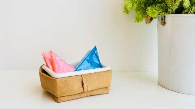 如何正确整理收纳家中的垃圾袋
