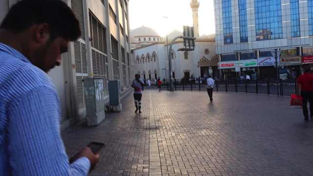 在迪拜旅游,遇上迪拜斋月