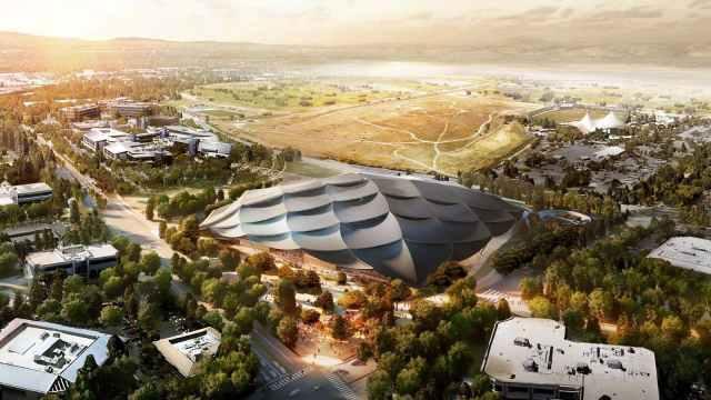 谷歌公布山景城庞大开发计划