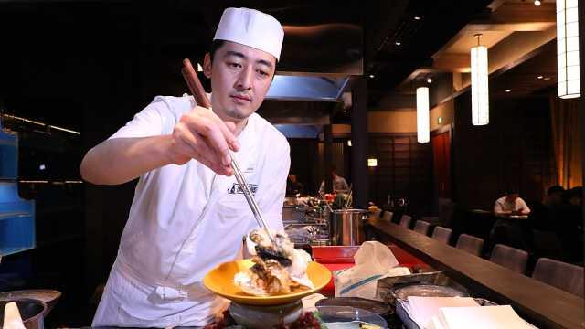 用日本清酒做的怀石料理你吃过吗?