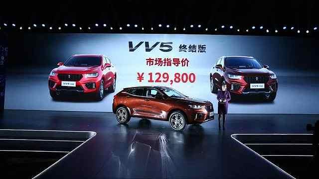 WEY品牌续写中国豪华SUV传奇