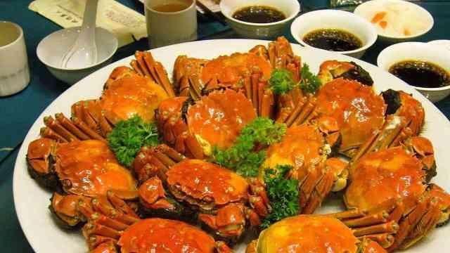 阳澄湖大闸蟹都来自哪里?