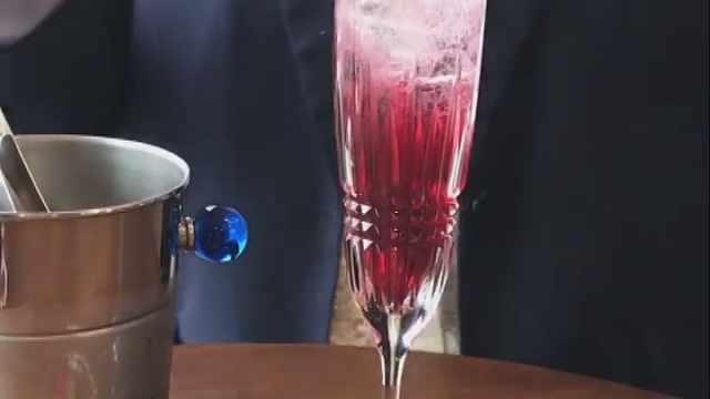 无酒精版粉红派对气泡饮