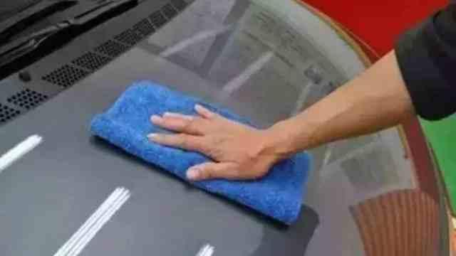 这才是车漆保养正确做法