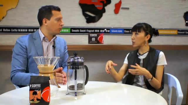 咖啡时刻:咖啡的种类