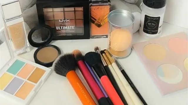 化妆刷的选择和收纳
