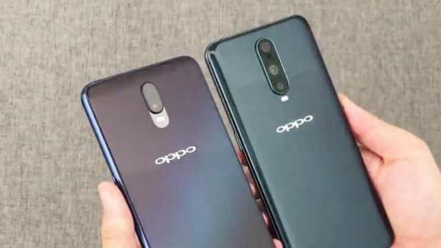 OPPO R17对比OPPO R17 Pro