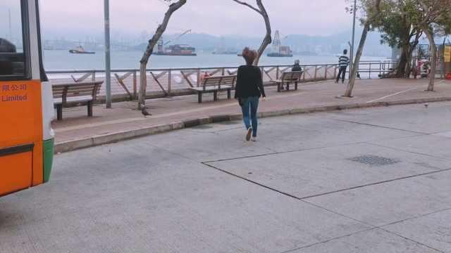 香港西环坚尼地城海旁看小清新 下