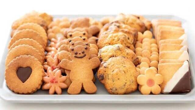 黄油饼干做法的续集,美味小饼干