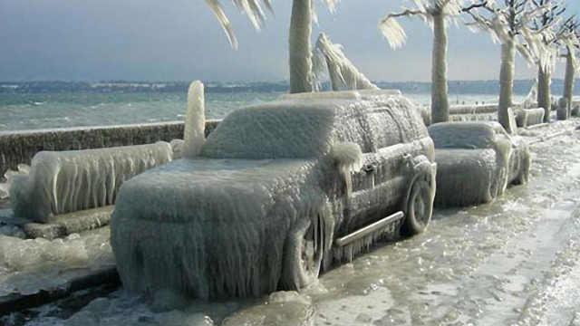 世界最冷城市,平均气温零下10度