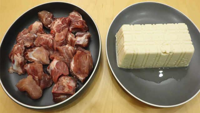1块豆腐,2斤排骨,秘制解馋