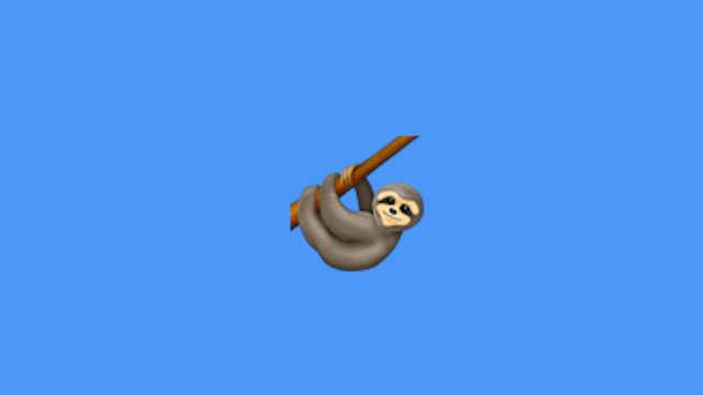 2019年新版emoji添加59个新表情