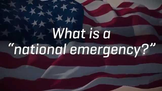 两分钟说清楚什么是国家紧急状态