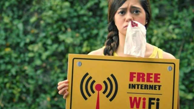 英国一女子对wifi过敏