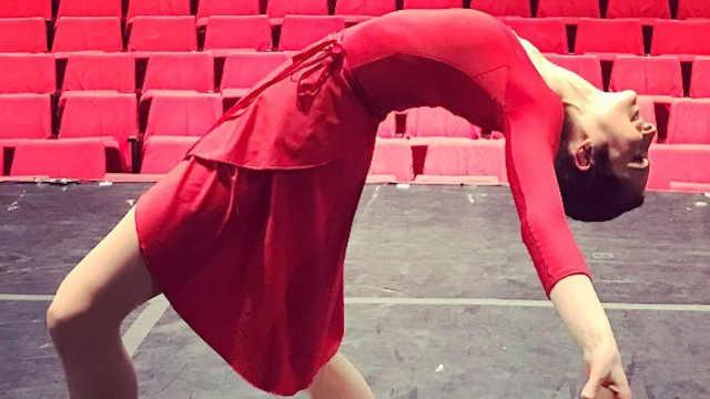 癌症晚期妈妈决定重新追逐舞蹈梦