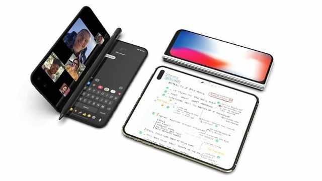苹果有意推出折叠屏iPhone