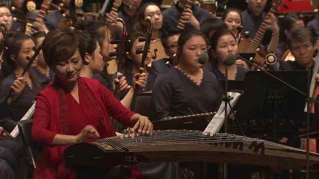音乐试听室:《扎年》周湘林