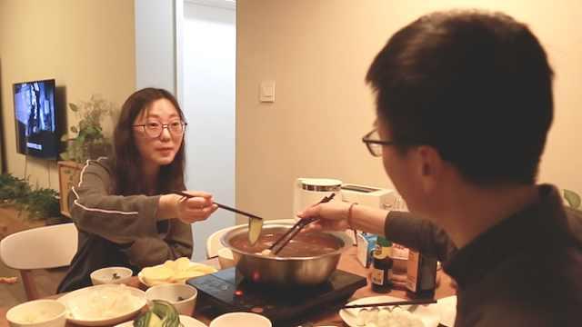 辣妹到辣妈!坐月子也要吃麻辣火锅