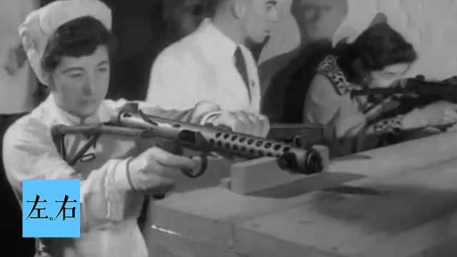 一把廉价冲锋枪,竟拯救了大英帝国