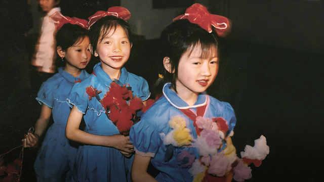 80年代的中国小朋友