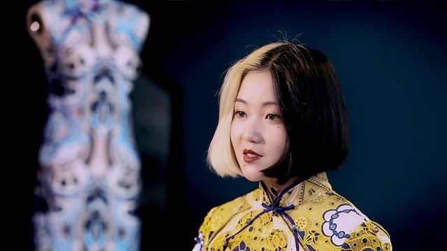 旗袍少女年售千万,杨超越也在穿