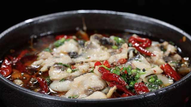 四川名菜沸腾鱼片,在家就能轻松做