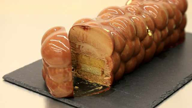 甜品冠军魔法蛋糕仿作