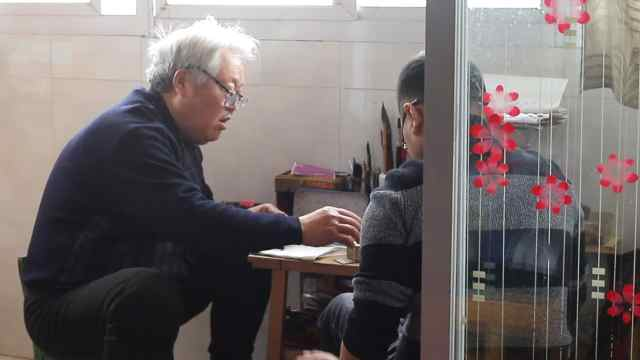 73岁大爷挣钱养老,反找徒弟当老师