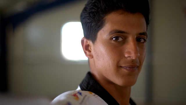 叙利亚难民梦想参加2020奥运会