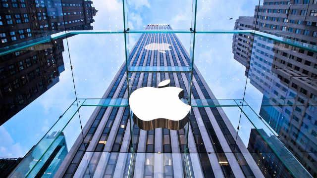 苹果宣布零售主管正式离职