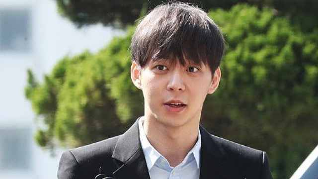 韩媒:朴有天脱毛染发逃避毒检
