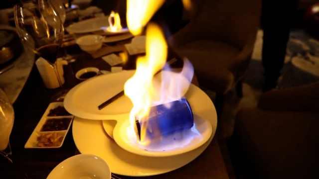 先浇火再吃菜!牛肉还可以这么烹饪
