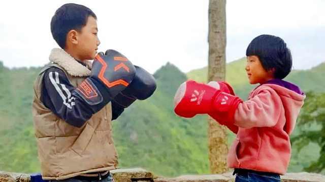 拳击小魔女:留守童年不一样