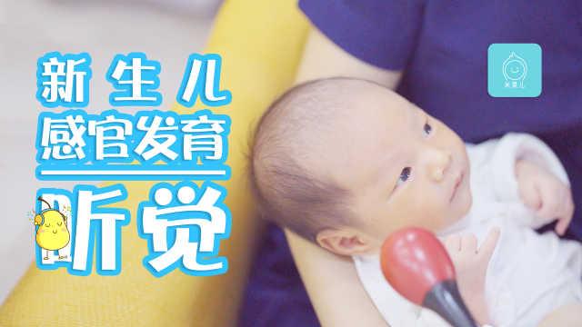 新生儿感官发育之如何做听觉训练?