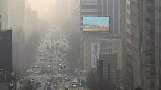 韩国承认:雾霾问题上过度指责中国