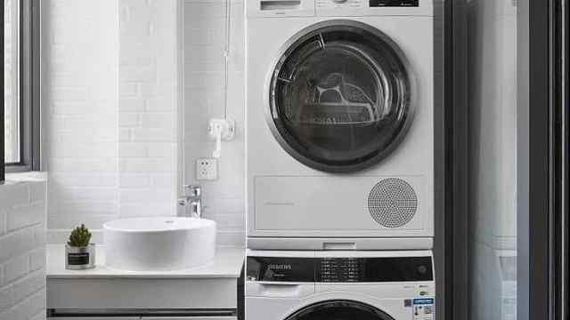 阳台空间别浪费,装个洗衣柜!