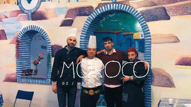 北非浪漫之旅摩洛哥回想