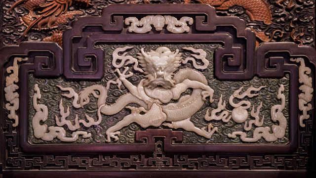 """故宫收到来自香港的""""重""""礼"""