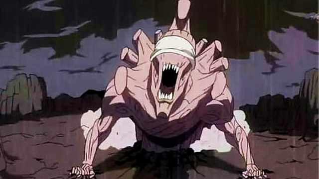 火影忍者神级通灵兽!