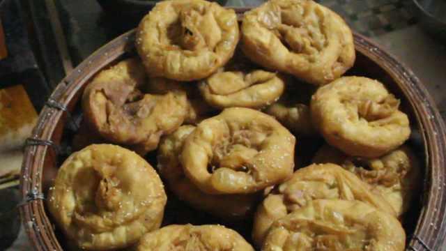 南乳味广式咸煎饼,老顾客连吃30年